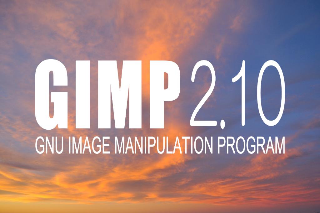 GIMP 画像保存方法