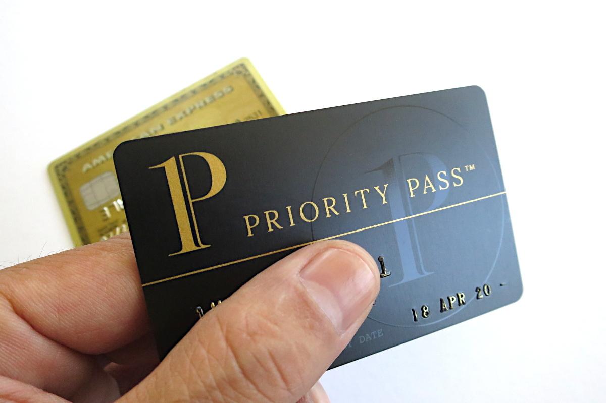 アメックスゴールドカードでプライオリティパス無料発行【家族カード含む】