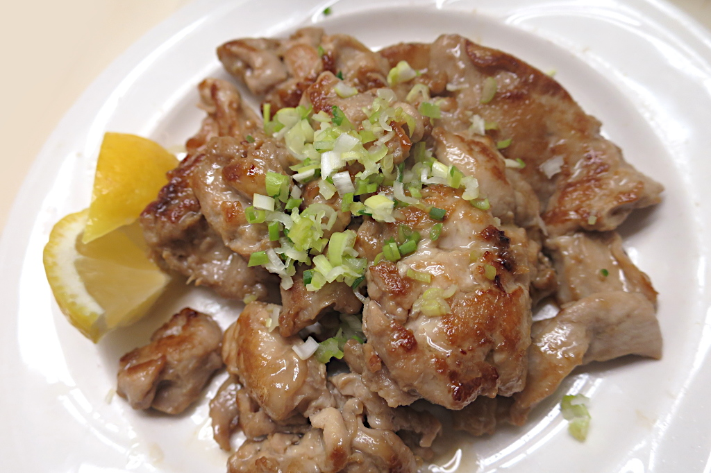 美味しい簡単マグロのスジ料理【かたいスジを絶対に捨てないで!】