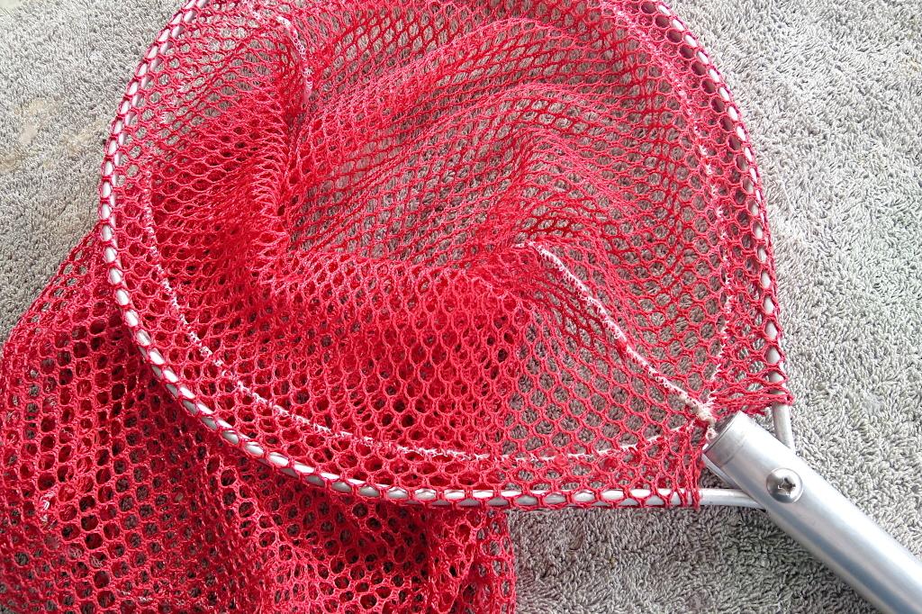 釣り用タモの作り方【釣れた魚を確実に船上まで取り込む為の網】